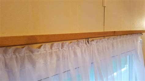 curtains to blinds static caravan forum caravan talk