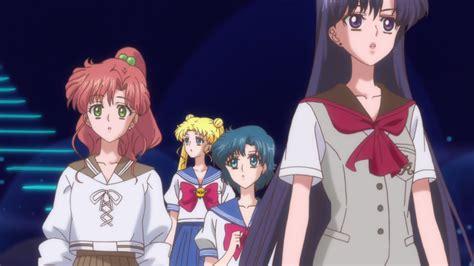 kazakis episode reviews sailor moon crystal episode