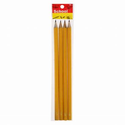 Pencils Checkers Yellow Stationery Za Pack Shoprite