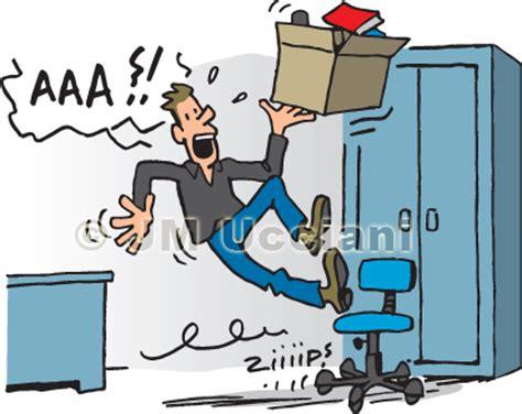 dessin humoristique travail bureau jm ucciani dessinateurespace de travail rangé dans les