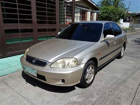 Second Hand Honda Civic 2000 For Sale
