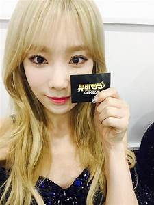 Check out TaeYeon and SeoHyun's SelCa pictures for 'MV ...