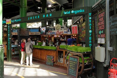 We carry organic coffee and teas as well as make frapps, lattes, mochas and more! Pin by Renèe Nielsen on 12 week project   Borough market london, Organic juice bar, London