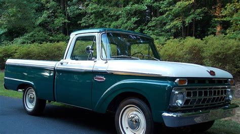 1965 Ford F100 2WD Regular Cab for sale near Acworth