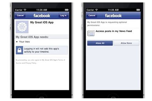 download facebook ios sdk