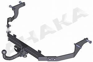 Towbar  U0026 Electric 12n Citroen Xsara Picasso 1999 To 2010    Swan Neck