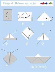 Origami Bateau à Voile : les 25 meilleures id es de la cat gorie bateaux en papier ~ Dode.kayakingforconservation.com Idées de Décoration