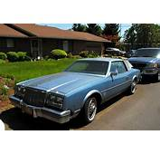 OLD PARKED CARS 1979 Buick Riviera Turbo Coupe