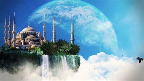 video background islami nasheed compilation nasheed