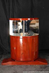 Vintage Art Deco Cocktail Cabinet Drinks Cabinets Furniture