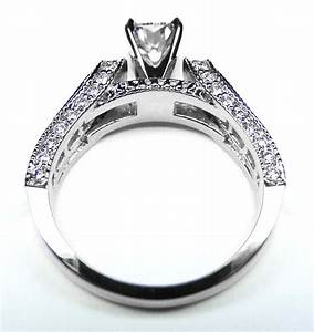 horseshoe engagement ring With wedding rings with horseshoe
