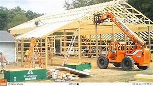 Pole Barn Build 3