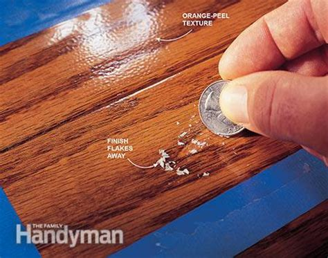 Buffing Hardwood Floors After Polyurethane by How To Refinish Hardwood Floors The Family Handyman