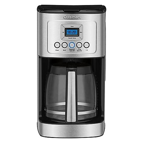 Buy Cuisinart® 14 Cup Programmable Coffee Maker from Bed Bath & Beyond