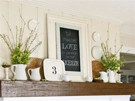 Spring Home Decoration: 20 Charming Ideas