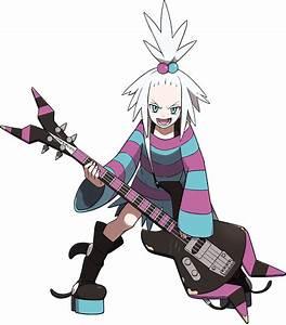 Roxie - Bulbapedia, the community-driven Pokémon encyclopedia