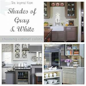 {Shades of Neutral} Gray & White Kitchens - Choosing