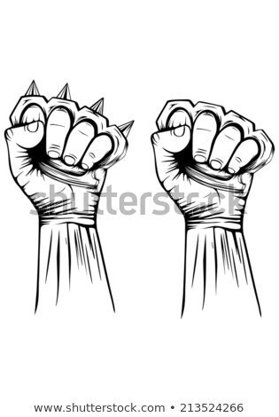 Brass Knuckles Vector Stock Images, Royalty-Free Images & Vectors   Shutterstock