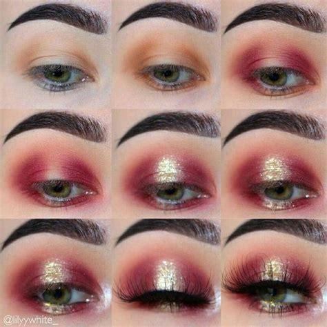 pin  kari hampton  eye makeup eye makeup steps red eye makeup eye makeup tutorial