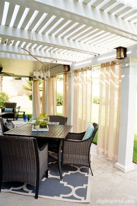 Best 25 Patio Makeover Ideas On Pinterest Patio