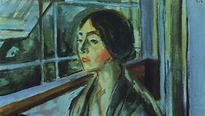 Painting Edvard Munch - Lonely woman wallpapers and images ...