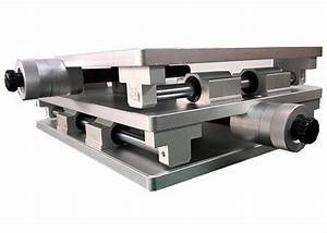 Durable Manual Xy Linear Stages    Linear Translation Stage