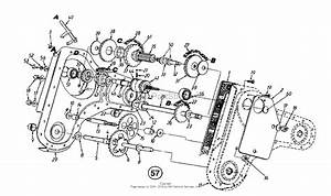 Mtd 21aa412a352  2001  Parts Diagram For Chain Case