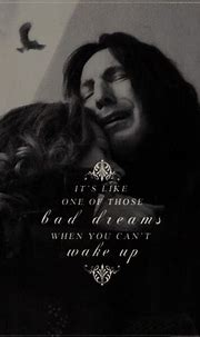 Pin by Fangirl #5972 on Book Fandoms   Snape and lily ...