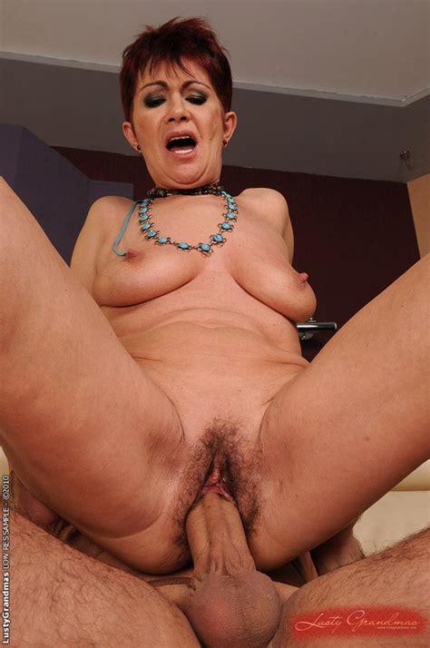 Horny Granny Got Her Very Hairy Pussy Fucked Hard Xxx Milfs