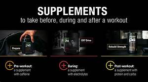 Workout Supplements  What To Take Before  During  And After Exercise