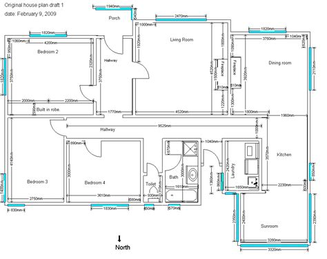 house plans 1 3 floor plans a green tasmanian renovation page 2