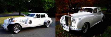 Classic Limo Rental by Classic Wedding Cars For Rent Nj Limos From
