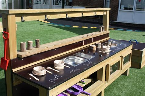 Mud Kitchen for EYFS & Outdoor Learning in Schools