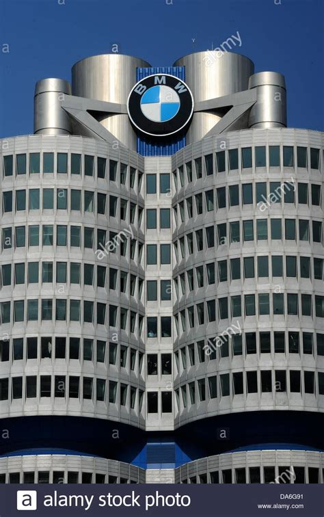headquarters  car manufacturer bmw  munich