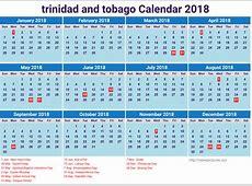 trinidad and tobagocalendar201811 newspicturesxyz