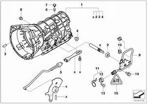 Bmw 330ci Connection Rod  Transmission
