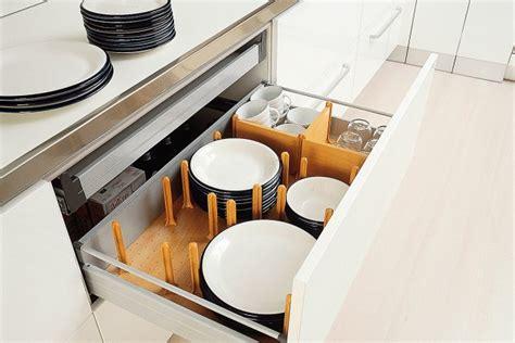 comment ranger la cuisine cuisine chaque chose à sa place gall design