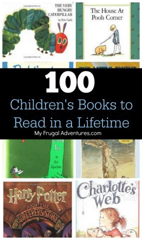 100 children s books to read in a lifetime my frugal 100 | 100 Childrens Books to Read in a Lifetime 296x500