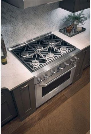 ge monogram   gas range  comprehensive review