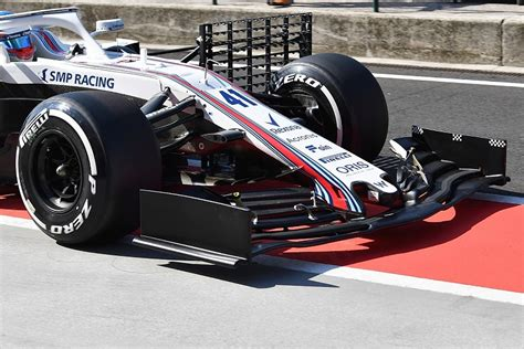 F1 Car Release Dates 2019 : F1 Teams Told They Cannot Trial 2019-spec Front Wings At