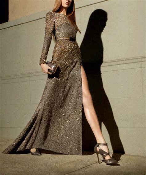 glamour evening dresses