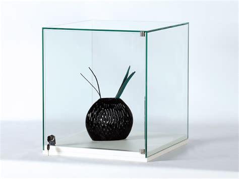 glas schiebetür abschliessbar glas vitrine abschlie 223 bar w 252 rfelf 246 rmig jetzt g 252 nstig bei