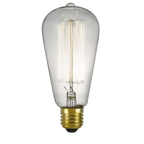 Fashioned Light Bulbs by Fashioned Decorative Filament Light Bulb For