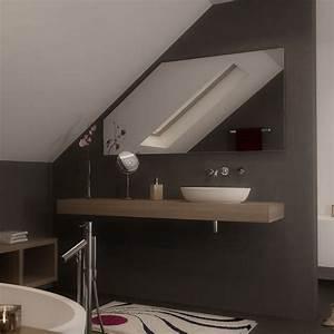 Leuchte Für Spiegel : spiegel f r dachschr gen ohne beleuchtung simple 989706745 ~ Whattoseeinmadrid.com Haus und Dekorationen