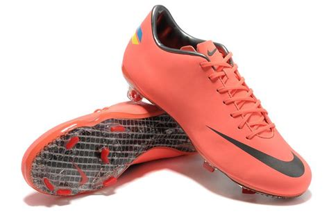Nike Mercurial Vapor Viii Fg Mango Black Nike Soccer