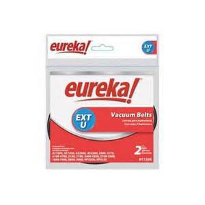 replacement belt for eureka airspeed and sanitaire upright vacuums 2 pack walmart