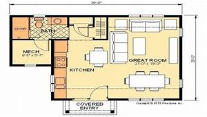 Pool, House, Floor, Plans, Designs, With, Living, Quarters, Home