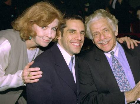anne meara dies actress ben stillers mother  jerry