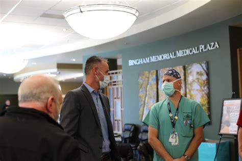 Doctors at Bingham Memorial Hospital celebrate over 1,000 ...