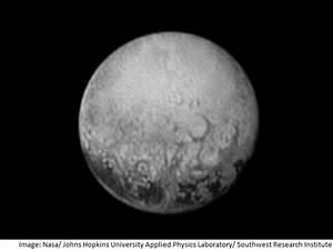 Nasa's New Horizons Probe Takes Last Portrait of Pluto's ...